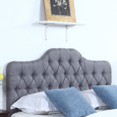 Classic Deluxe Full Upholstered Panel Headboard