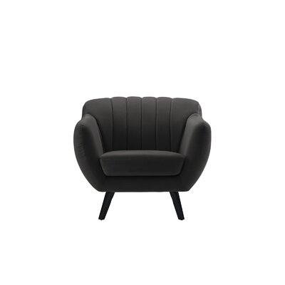 Searsburg Armchair Upholstery: Dark Gray