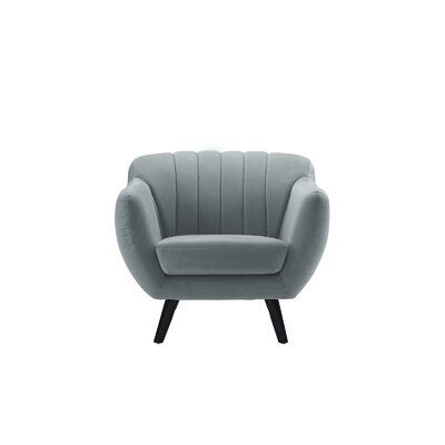 Searsburg Living Room Arm Chair Upholstery: Light Gray