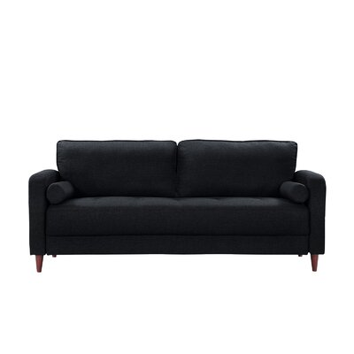 EXP90-FB-3S-BLK Madison Home USA Sofas