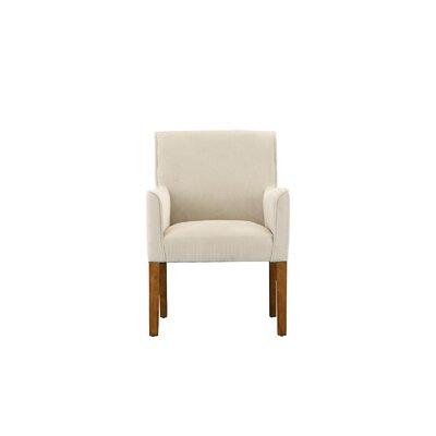 Lovill Sleek Armchair Upholstery: Beige