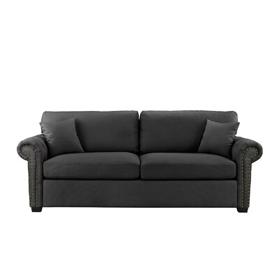 Boylston Sofa Upholstery: Dark Gray