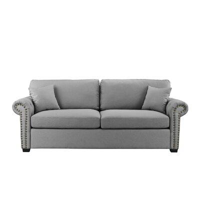 Boylston Sofa Upholstery: Light Gray
