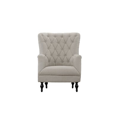 Boynton Armchair Upholstery: Beige