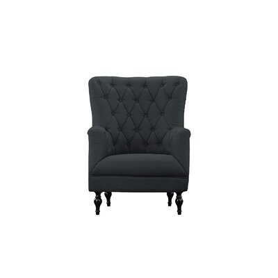 Boynton Armchair Upholstery: Dark Gray