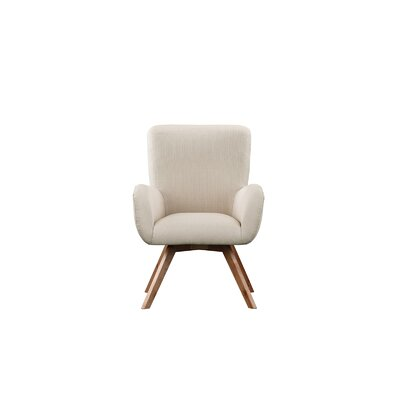 Wahl Armchair Upholstery: Beige