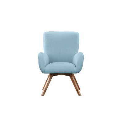 Wahl Armchair Upholstery: Light Blue