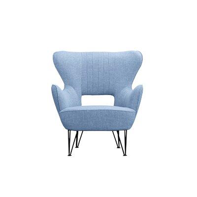 Alverson Armchair Upholstery: Blue