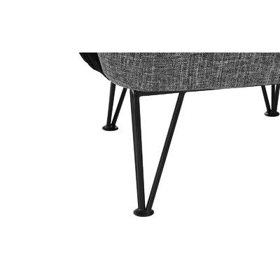 Alverson Armchair Upholstery: Orange