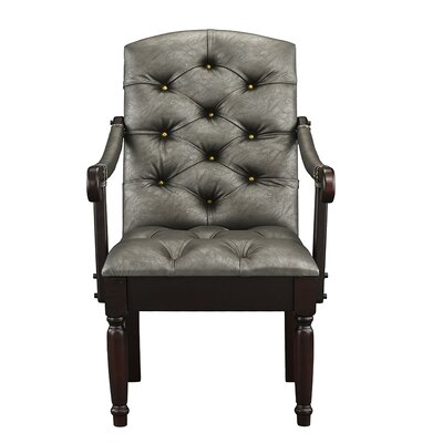 Diamondback Tufted Upholstered Dining Chair