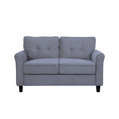 Classic Ultra Loveseat Upholstery: Dark Gray