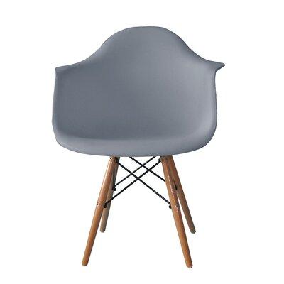 Armchair Upholstery: Gray