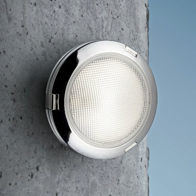 Kodo 3099/230 Wall/Ceiling Light Finish: Chrome