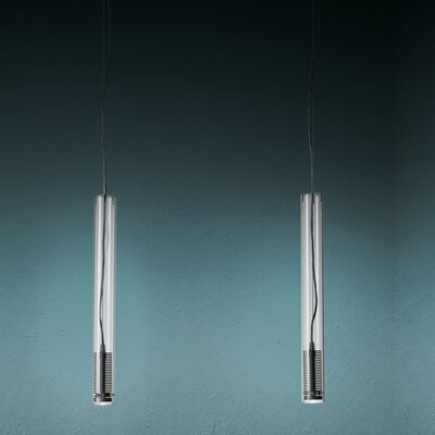 Tubo 2-Light LED Pendant