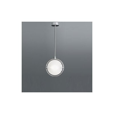 Nobi Hanging Lamp Finish: Grey, Size / Reflector: 14.2 H x 5.9 Dia / With Reflector