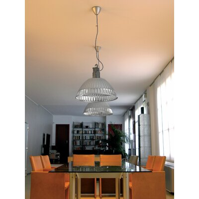Pudding Reflector for Suspension Lamp (Shade Only)