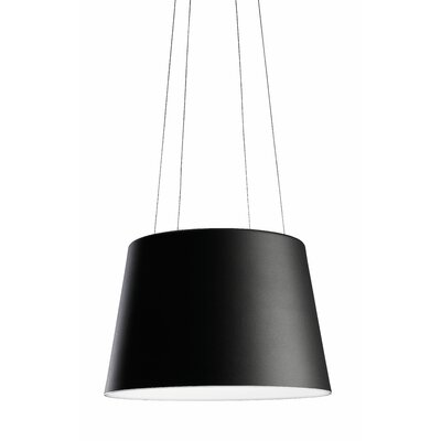 Aurea Hanging Lamp Finish: Black