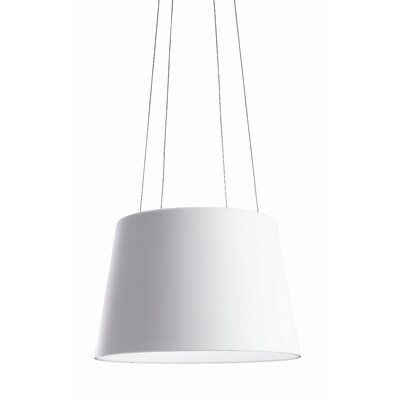 Aurea Hanging Lamp Finish: White