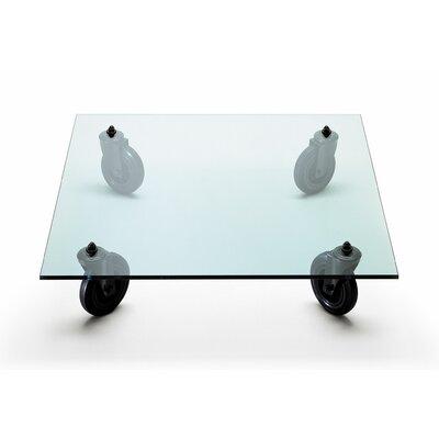 Tavolo Con Ruote Table Size: 9.8 H x 59.1 W x 39.4 D