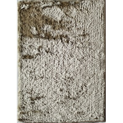 Luster Bianca Ivory Area Rug Rug Size: 7 x 9