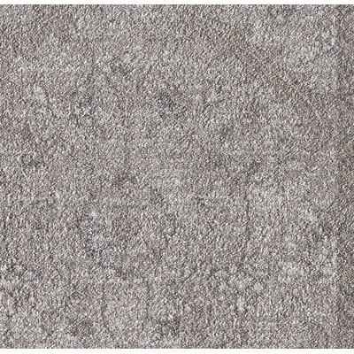 Estelle Gemma Gray/Ivory Area Rug Rug Size: 4 x 57