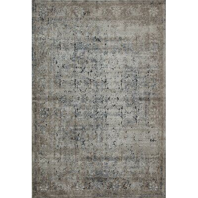 Cambridge Tan/Taupe Area Rug Rug Size: Runner 23 x 8