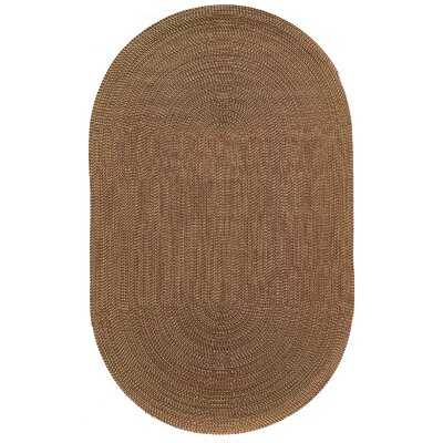 Colony Red Area Rug Rug Size: Oval 8 x 11