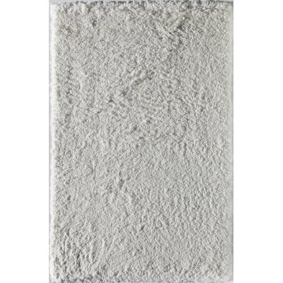Oecusse White Area Rug Rug Size: Rectangle 8 x 10