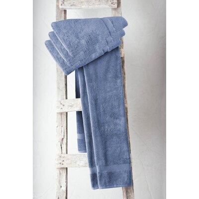 Cambridge Luxury Bath Towel Color: Blue