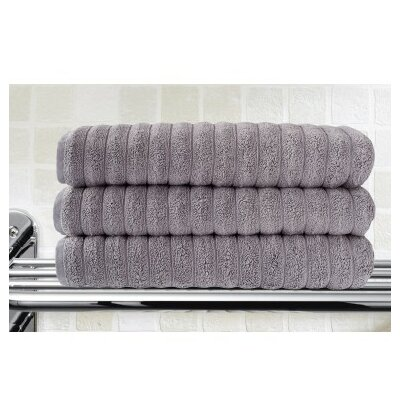 Brampton Bath Sheet Color: Gray