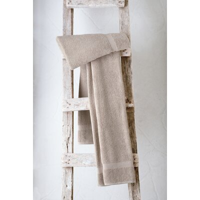 Cambridge Luxury Bath Towel Color: Taupe