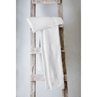 Cambridge Luxury Bath Towel Color: White