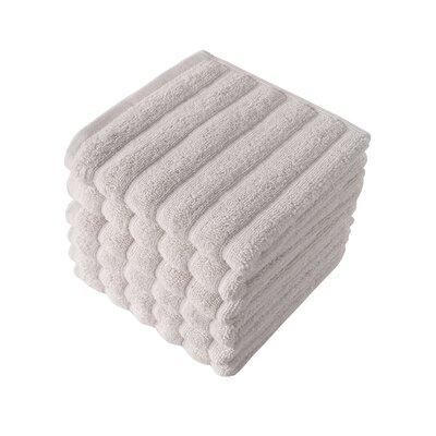 Brampton Wash Cloth Color: Ivory