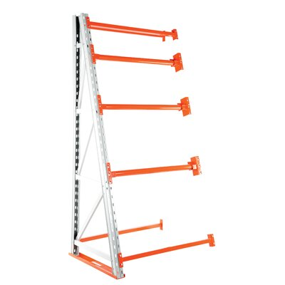 "Add-On Reel Rack Size: 97.5"" H x 48"" W x 36"" D RERC-A-438"