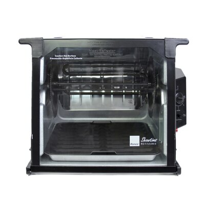 4000 Series Rotisserie Oven Finish: Black ST4000BLGEN