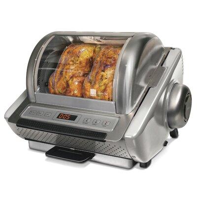 Ronco Rotisserie Digital Oven Stainless Steel Model ST5250SSGEN