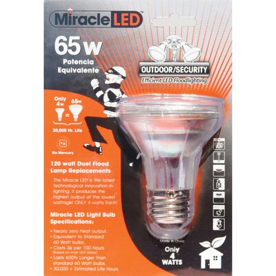 65W LED Light Bulb