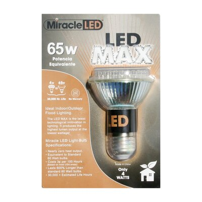 65W (6500K) LED Light Bulb