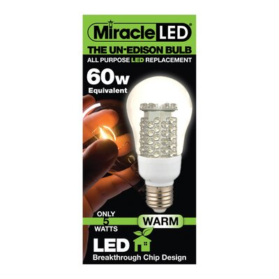 60W LED Light Bulb