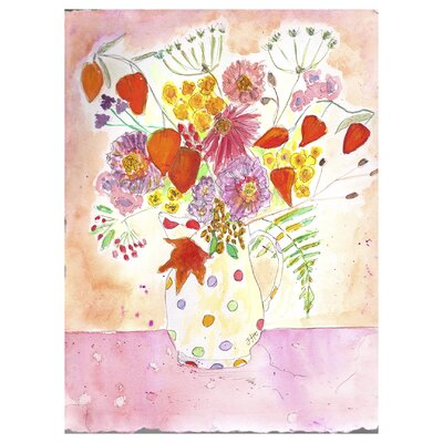 Autumn Glory by Jane Hinchliffe Painting Print JANHIN125127
