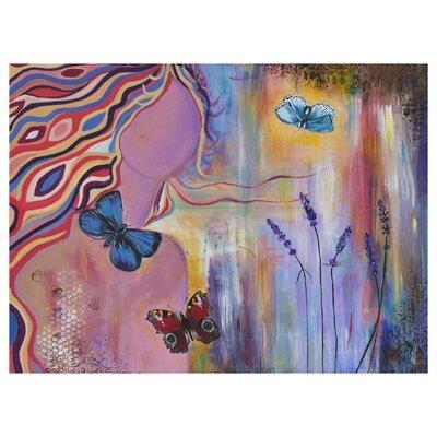 Reawakening by Jane Hinchliffe Painting Print JANHIN114226