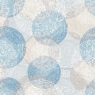 Serenity Circles Graphic Art 12452P