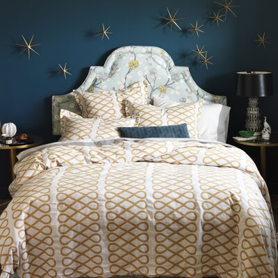 Loop Duvet Cover  Size: Full/Queen
