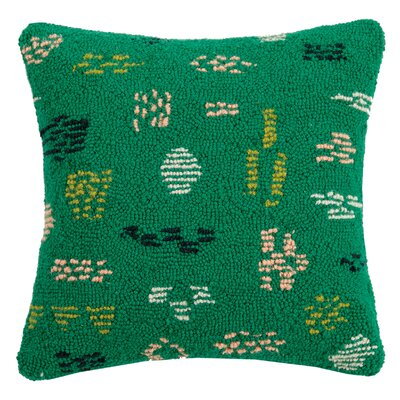 Markel Souk Wool Throw Pillow