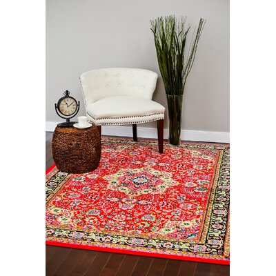 Indoor Area Rug Rug Size: Rectangle 5 x 7