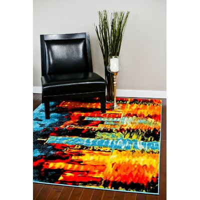 Multi Area Rug Rug Size: Rectangle 5 x 7
