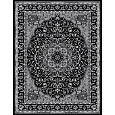 Gray Area Rug Rug Size: Rectangle 710 x 102