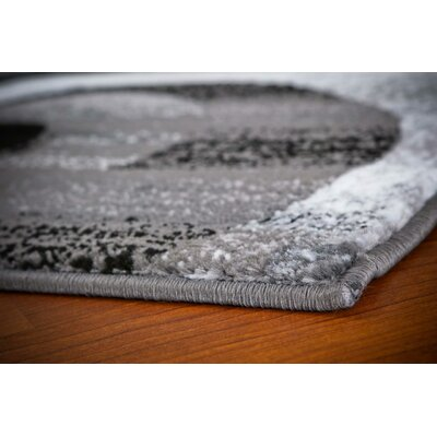 Area Rug Rug Size: Runner 22 x 74
