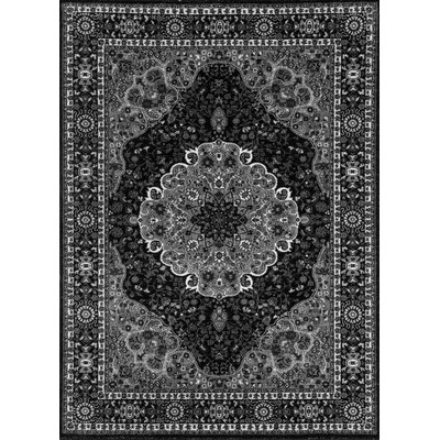 Tobis Gray Indoor/Outdoor Area Rug Rug Size: 8 x 10