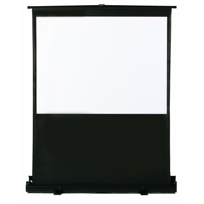Matte White 60 Diagonal Portable Projection Screen